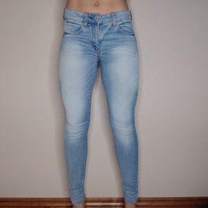 AEO Light Blue Jeans